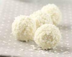 Boules de neige à la vanille