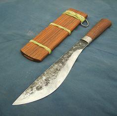 Bolo Camp Knife - Rgrips.com
