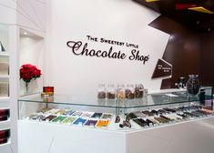 The Sweetest Little Chocolate Shop by indesign, Auckland – New Zealand