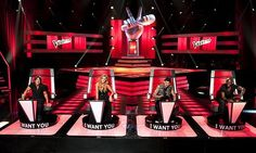 The Voice Australia, starts on the 15th April. I know it will be my favorite show with judges Keith Urban, Delta Goodrem, Joel Madden and Seal. I'm Team Keith.