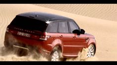 How I wish I was the one behind the wheel on this out of this world ride!!!  FREEDOM AT ITS BEST!  The All-New Range Rover Sport Empty Quarter Driven Challenge (Full Film)...