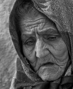 their Amateur bodies wrinkled showing grannies