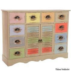 Osez les meubles colors dans votre intérieur avec la collection Kotécolor de chez Kotécaz Decoration, Locker Storage, Salons, Furniture, Home Decor, Collection, Cheap Furniture, Color, Decor
