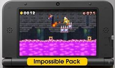 Nintendo Rolls Out the Super Mario Bros.2 Impossible Pack