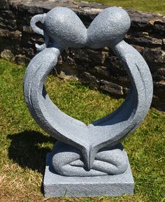 Perfect Kiss Modern Contemporary Statue Large Garden Sculpture. Buy Now At  Http://