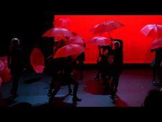 Optreden JDOF bij boekpresentatie '' Het meisje met de rode paraplu''