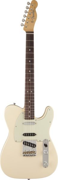 Fender Vintage Hot Rod '60s Telecaster® Olympic White