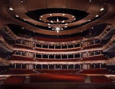 Ellie Caulkins Opera House At The Quigg Newton Auditorium in Denver
