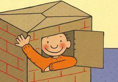 Kleurplaten Van Huizen : Beste afbeeldingen van thema thuis day care preschools en