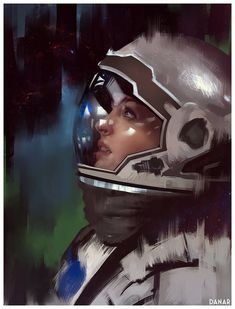 Stellar Astronaut Artworks