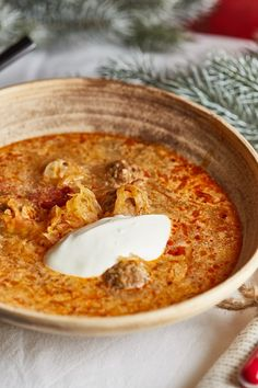 Korhelyleves - tuti tipp másnaposság ellen | Street Kitchen Hungarian Cuisine, Hungarian Recipes, Healthy Soup Recipes, Cooking Recipes, Winter Soups, Slow Cooker Soup, Food And Drink, Yummy Food, Lunch