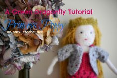 Easy Crochet Doll Free Pattern