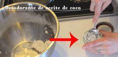 desodorante-de-aceite-de-coco Ice Cream, Lily, Cool Stuff, Health, Food, Hair, Coconut Oil Deodorant, Coconut Oil Uses, Coconut Milk
