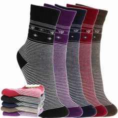 Lmyp2013 stripe handmade cotton sports sock 100% cotton jacquard fashionable casual female sock US $31.15