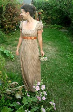 The Jane Austen dress