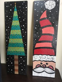 Christmas Wood Crafts, Christmas Signs, Christmas Pictures, Christmas Art, Christmas Projects, Holiday Crafts, Christmas Holidays, Christmas Ideas, Christmas Decorations