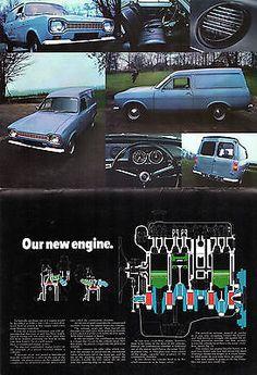 2b4f218aa3 Ford Escort Mk1 Van 6cwt   8cwt 1968 UK Market Sales Brochure 2