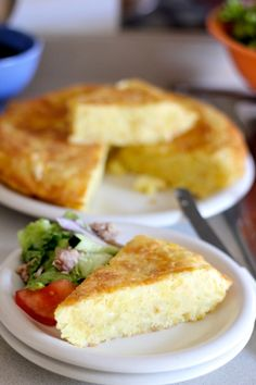 Tortilla de patata (Spanish omelette) | Eat Good 4 Life