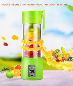 2017 home appliance, Mini Powerful Fruit Kitchen living Juicer Electric Mini usb juicer