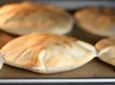 Pitas (pains grecs à garnir)