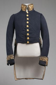 Court Coat c.1840 United States Philadelphia Museum of Art