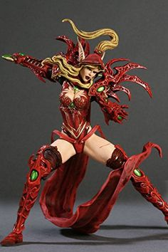 World of Warcraft Wow Bloodelf Action Figure Models Toys Bigeast http://www.amazon.com/dp/B00LB5PWXS/ref=cm_sw_r_pi_dp_wNbFub1QB6PFF