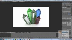 In this i explain howto make Crystals in Blender with cycles.