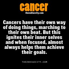 things about the cancer zodiac - Yahoo Search Results Image Search Results Cancer Zodiac Facts, Cancer Horoscope, Cancer Quotes, Cancer Astrology, Zodiac City, My Zodiac Sign, Links Of London, Infp, Cancer Traits