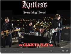 Kutless: A very creative Christian rock band that I really enjoy listening to.