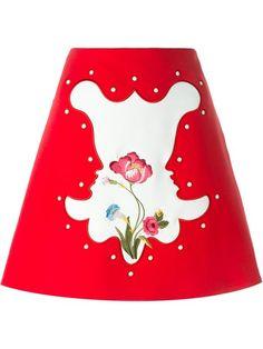 VIVETTA 'Fior Di Legna' skirt. #vivetta #cloth #skirt
