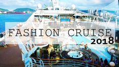 Fashion Cruise 2018