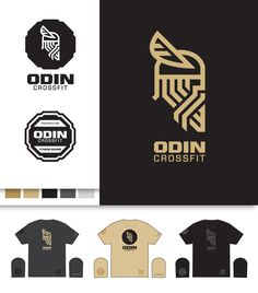 Forrst | ODIN CROSSFIT IDENTITY - A post from Quick028