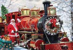 The Santa Special . . .