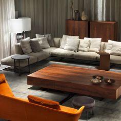 Tolle Wohnzimmer Idee von Ruby design_living Einrichtungen in Mitte | creme berlin