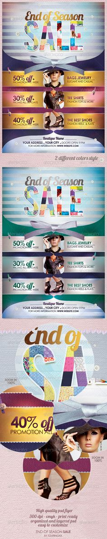 fashion flyer, flyer templat, sale flyer, promo flyer, print templat