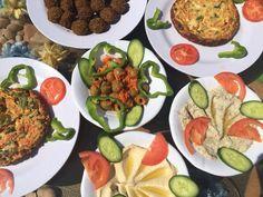 breakfast @ syrian palace