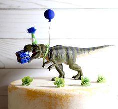 Dinosaur Birthday Party Boy Decorations  Animal Cake Topper T