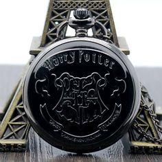 Harry Potter Style Pocket Watch