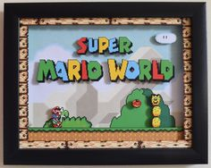 Video Game Shadow Box - Imgur