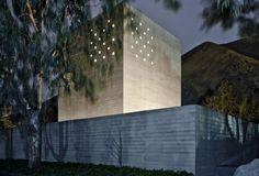 De la Piedra Chapel / Nomena Arquitectos   Ximena Alvarez: Lima, Peru