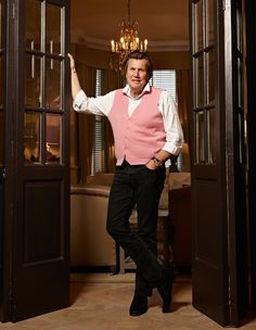 Theo Fennell talks personal style: Part One