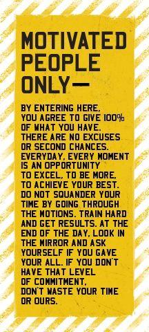 Crossfit Motivation