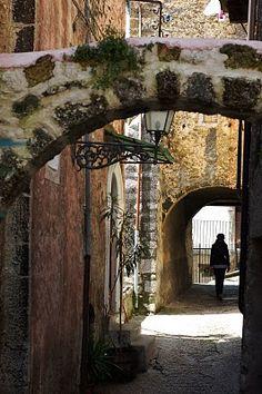 Pacentro, Abruzzo, Italia