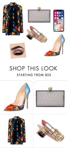 """"""".."""" by alexa78-1 on Polyvore featuring Charlotte Olympia and Gucci"""