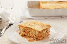 Receita de Lasanha de frango cremosa em receitas de massas, veja essa e outras receitas aqui!