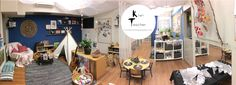 Kiwi Teacher: Pipi Whanau (Infant and Toddler classroom)  What an inspirational classroom!