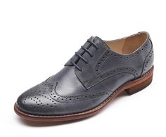 Red Tape Fulshaw, Zapatos de Cordones Brogue para Hombre, Marrn (Tan 0), 43 EU