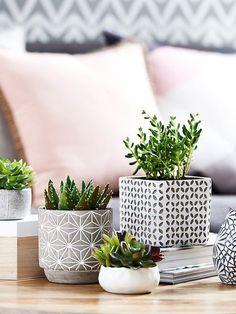 Interior Design Ideas w/ Mid-Century Furniture and Wallpapers | www.essentialhome.eu/blog | #midcentury #furniture #wallpaper