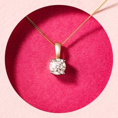 The ideal pendant to finish your bridal style and to cherish as an everyday essential after your big day. Diamond Pendant Necklace, Gold Necklace, Necklace Online, Dress Cuts, Bridal Style, Illusions, Halo, Bride, Classic