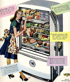 1947 advertisement refrigerator frigidaire